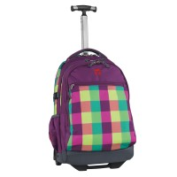 Soho TAKE IT EASY Rucksack Trolley BARCELONA