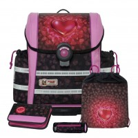 Heartbeat McNeill ERGO Light 912 S Schulranzen-Set 4tlg.