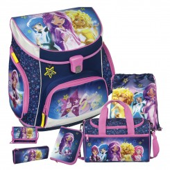 Star Darlings Campus UP Schulranzen-Set 6tlg.