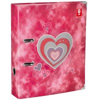 Lovely Heart Ordner A4