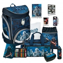 Star Wars Twixter UP Schulranzen-Set 21tlg.