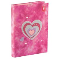 Lovely Heart Heft-/Buchbox A4