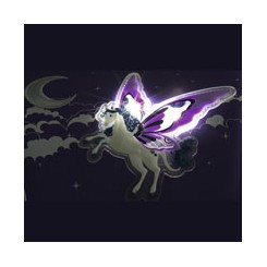 Pegasus Purple