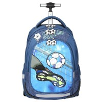 Football Goal Rucksack-Trolley