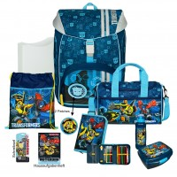 Transformers FlexMax Schulranzen-Set 13tlg.