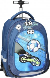 Football Goal Rucksack-Trolley-Set 3 tlg.