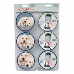 Hunde SCHOOL-MOOD Patchies