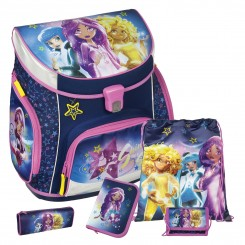 Star Darlings Campus UP Schulranzen-Set 5tlg.