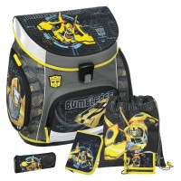 Transformers Campus UP Schulranzen-Set 5tlg.