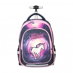 Magic Unicorn Rucksack-Trolley