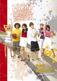High School Musical Hausaufgabenheft A5