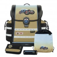 Buggy McNeill ERGO Light 912 S Schulranzen-Set 4tlg.