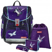 Pegasus Dream Step by Step TOUCH 2 Schulranzen-Set 4tlg.