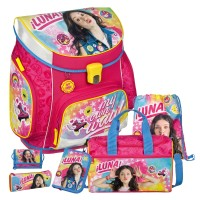 Soy Luna Campus UP Schulranzen-Set 6tlg.