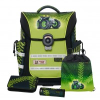 Greentrac McNeill ERGO Light PURE Schulranzen-Set 4tlg.