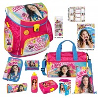 Soy Luna Campus UP Schulranzen-Set 29 tlg.
